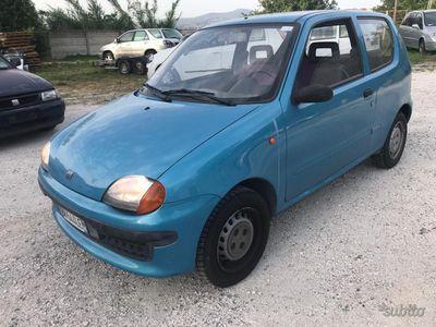 gebraucht Fiat Seicento solo 82.000 km - 2002