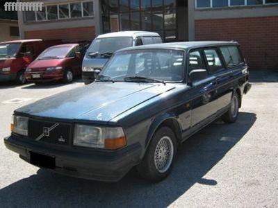brugt Volvo Polar usata 1992
