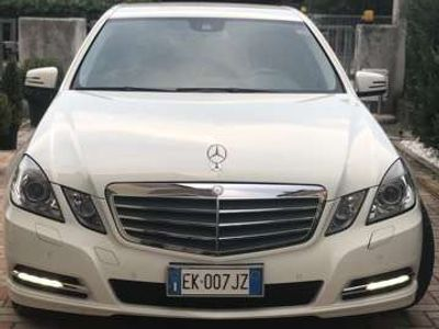 usata Mercedes E250 CDI BlueEFF. 4M. Executive Plus