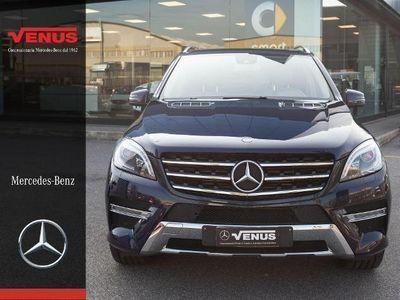 usata Mercedes ML350 Classe M-166 Diesel BT Premium c/xeno 4matic auto