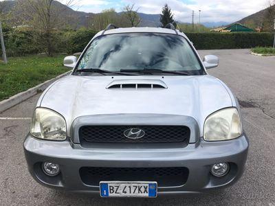 brugt Hyundai Santa Fe 4x4 crdi