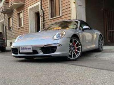 usata Porsche 911 3.8 4S CABRIOLET UFFICIALE SOLO 18000 KM!