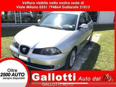 usata Seat Ibiza 1.4 TDI 5 porte