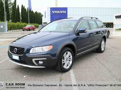 used Volvo XC70 D4 AWD Geartronic Momentum del 2014 usata a Roma