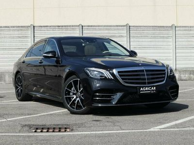 usata Mercedes S400 Classe Sd 4Matic Premium Plus LIST.128.481EUR: