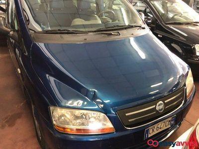 käytetty Fiat Multipla 1.9 JTD Dynamic