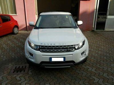 usata Land Rover Range Rover evoque 2.2 TD4 5p. Pure AUTOMATICO ! UNICO PROPR