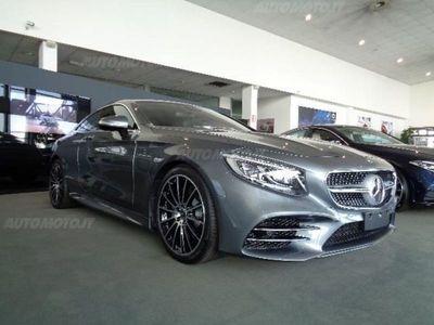 usado Mercedes 560 Classe S Coupé4Matic Coupé Premium Plus nuova a Reggio nell'Emilia