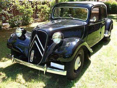 usata Citroën Traction Avant 11B Decouvrable Cabriolet