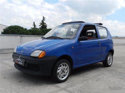 """usata Fiat Seicento """"CABRIO"""" 900i cat S (Limited Edition"""