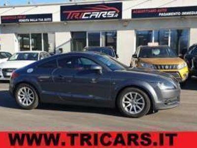 usata Audi TT Coupè 2.0 TFSI S tronic PERMUTE UNICOPROPRIETARIO Benzina