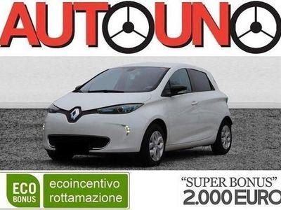 gebraucht Renault Zoe Life R240 22 KWH Flex (Batterie a noleggio)
