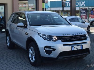 used Land Rover Discovery Sport 2.0 TD4 150 CV SE usato
