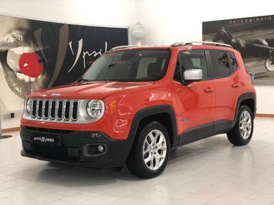 usata Jeep Renegade 1.6 Mjt 120 CV Limited