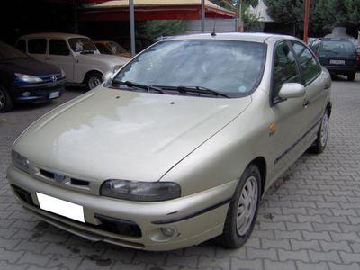 usata Fiat Brava 100 Turbodiesel Sx Usato