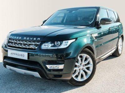 käytetty Land Rover Range Rover Sport 3.0 TDV6 HSE