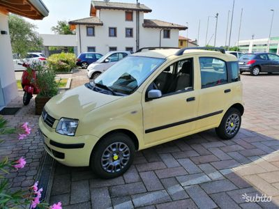 usata Fiat Panda 1.2 dynamic benzina metano