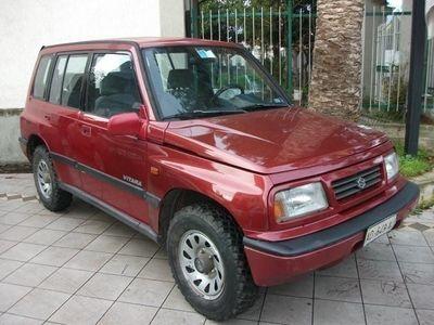 usata Suzuki Vitara Metano 5 Porte Usato