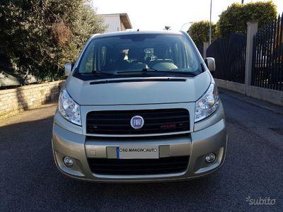 usata Fiat Scudo panorama 2.0 mjt 165 cv 6 posti