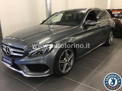 used Mercedes 220 CLASSE C SW C SWd Premium 4matic auto 9m