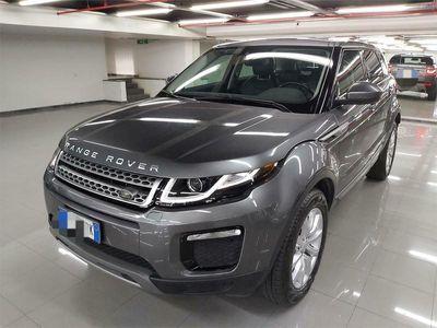 usata Land Rover Range Rover evoque RR Evoque 2.0 TD4 150 CV5p. SE