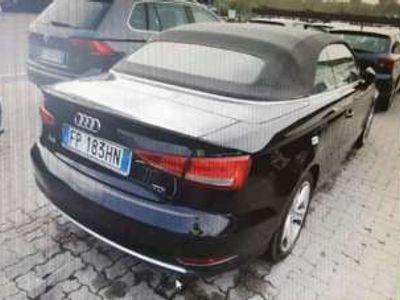 usata Audi A3 Cabriolet 1.6 TDI 116 CV Sport Diesel