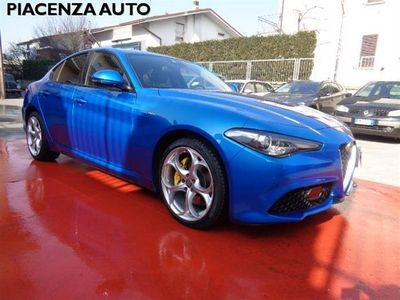 begagnad Alfa Romeo Giulia 2.2 Turbodiesel 210 CV AT8 AWD Q4 Veloce