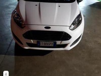 usata Ford Fiesta 6ª serie van