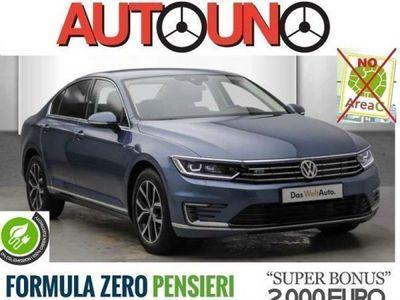 usata VW Passat 1.4 GTE DSG Plug-In Hybrid + LED + NAVI