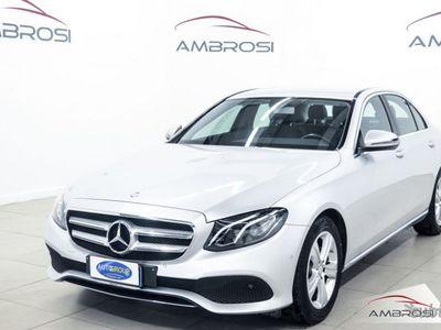 usado Mercedes E220 Business Sport Aut