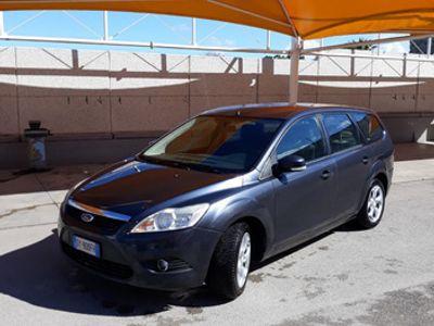 usata Ford Focus 1.6 td 90 cavalli sw. anno 2009