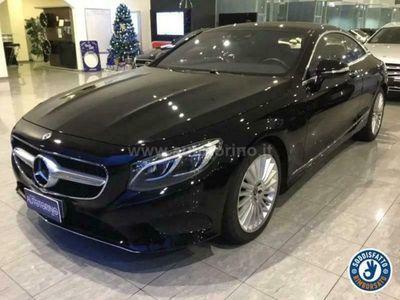 usata Mercedes S400 Classe Ssec coupe 400 Premium 4matic auto