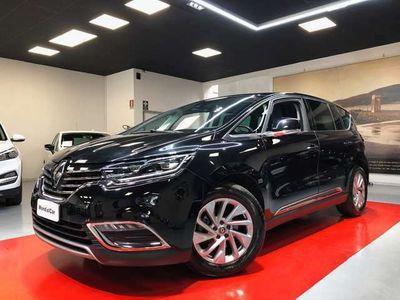 usata Renault Espace dCi 160CV EDC Energy 2016 * 7 POSTI *