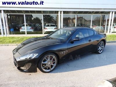 brugt Maserati Granturismo -- 4.7 V8 SPORT AUT. CAMBIO CORSA