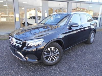 usata Mercedes GLC220 d 4MATIC,NAVI,CERCHI 17,FARI FULL LED,AZIENDALE