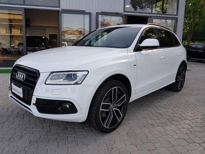 used Audi Q5 2.0 TDI CV 190 QUATTR./S.LINE/S.TRONIC/LED