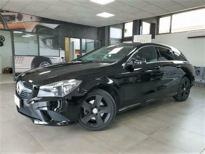 używany Mercedes CLA200 d S.W. Automatic Sport - 2016