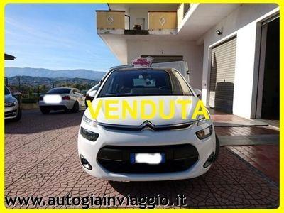 usata Citroën C4 Picasso 1.6 e-HDi 115 ETG6 Intensive