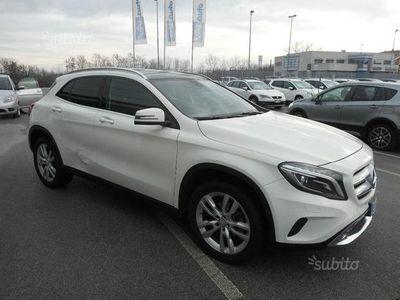 gebraucht Mercedes GLA200 CDI SPORT 4MATIC CV136