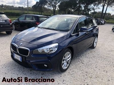 brugt BMW 216 Serie 2 Active Tourer d Luxury usato