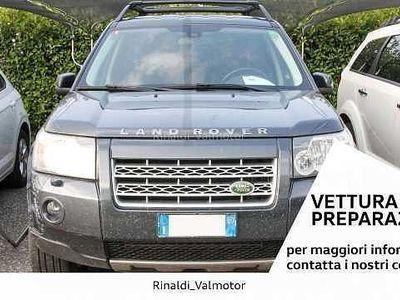 usata Land Rover Freelander Freelander2.2 SD4 S.W. Limited Edition