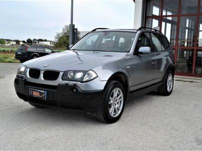 usado BMW X3 2.0 d 150cv FUTURA *XENON-NAVY-PELLE