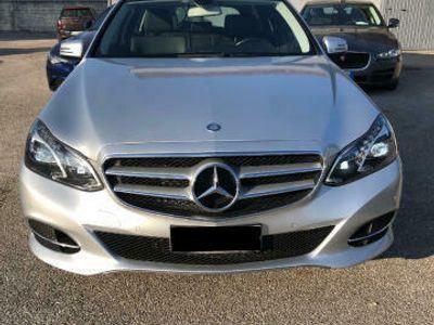 usata Mercedes E350 BlueTEC S.W. 4Matic Automatic Premium