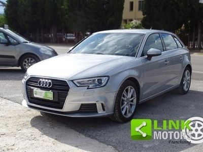 usata Audi A3 -- 1.6 TDI S tronic Sport