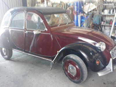 usata Citroën 2CV - 1988