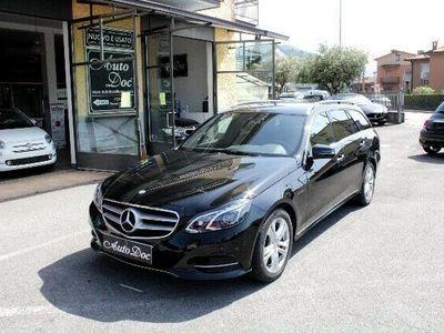 usata Mercedes E220 CDI 170 CV BLUEFFICIENCY AVANGARDE SW - OCCASIONE!