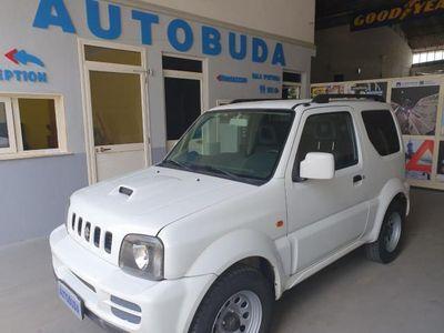 usata Suzuki Jimny 1.5 DDiS cat 4WD JLX AUTOCARRO