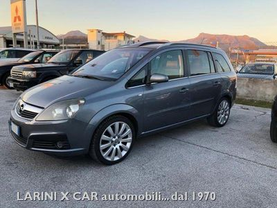 used Opel Zafira 1.9 CDTI 101CV Cosmo