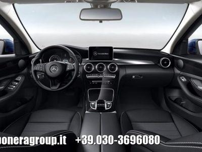 usata Mercedes C180 d Automatic Sport