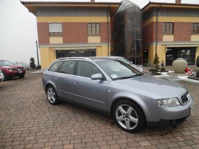 usata Audi A4 2.5 V6 TDI/180 CV cat Avant quattro